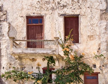 picturesque facade
