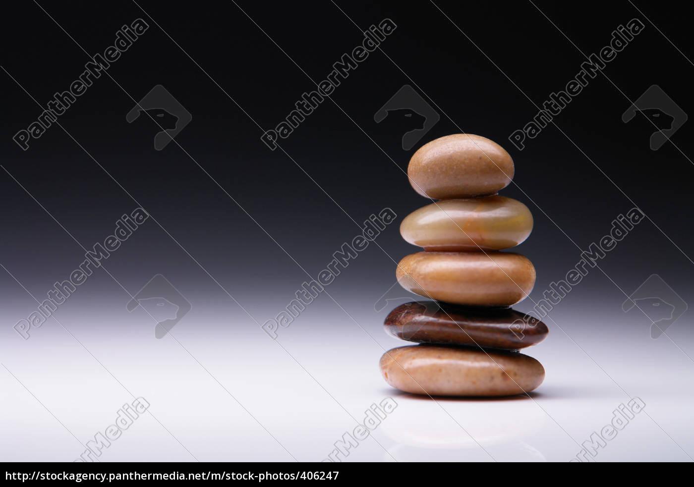 piled, stones - 406247