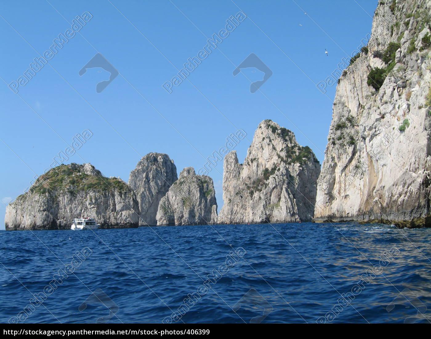 rocks, of, capri - 406399