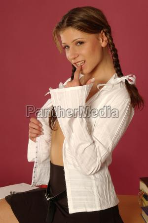 sexy, schoolgirl - 406460