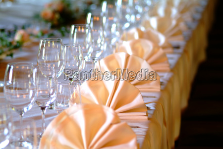 table, decoration, decorated, tish - 406880