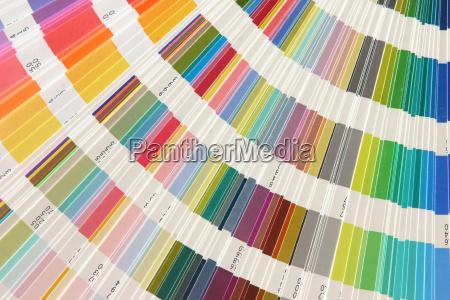 farbfächer - 407917