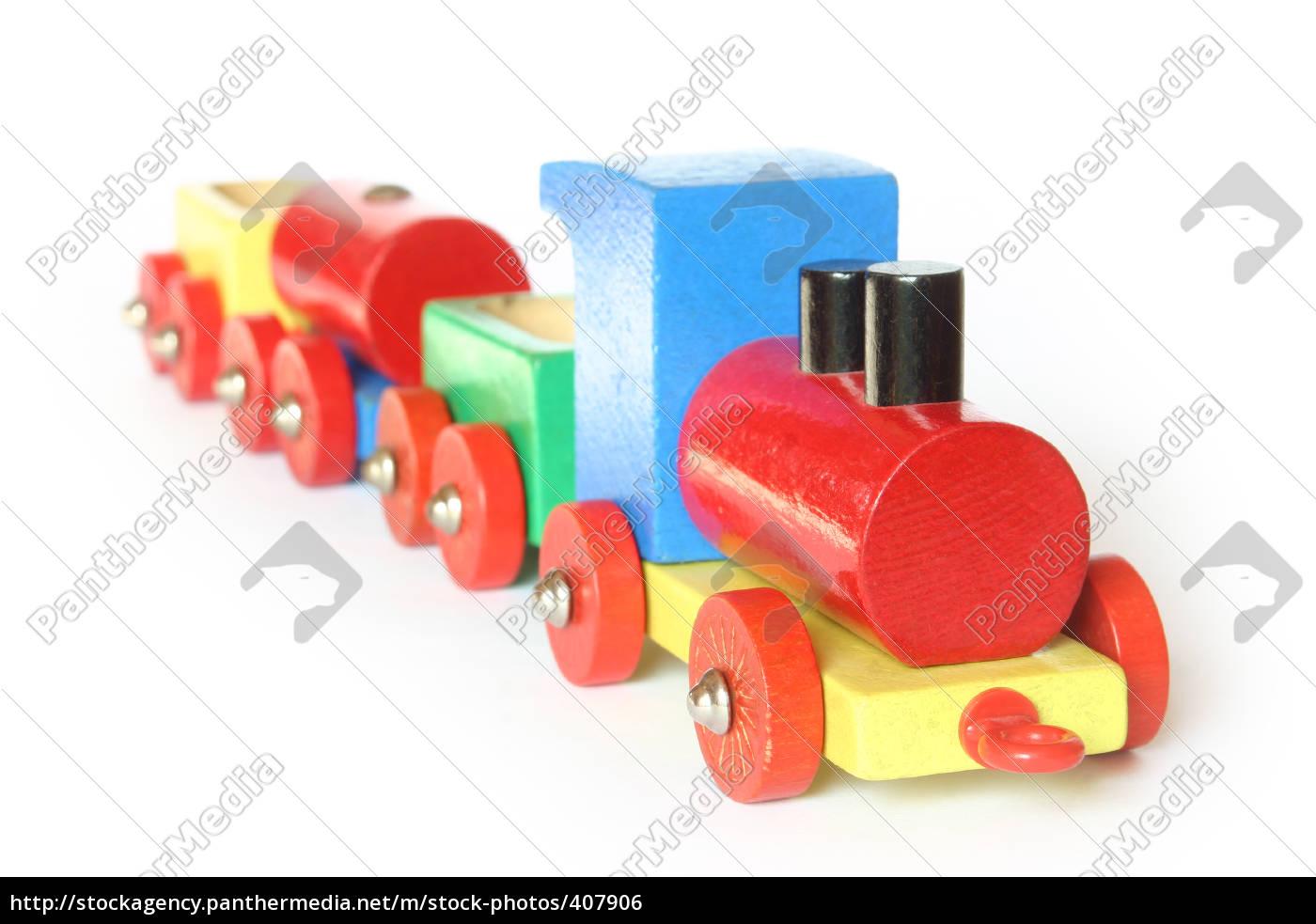 kids, wooden, train - 407906