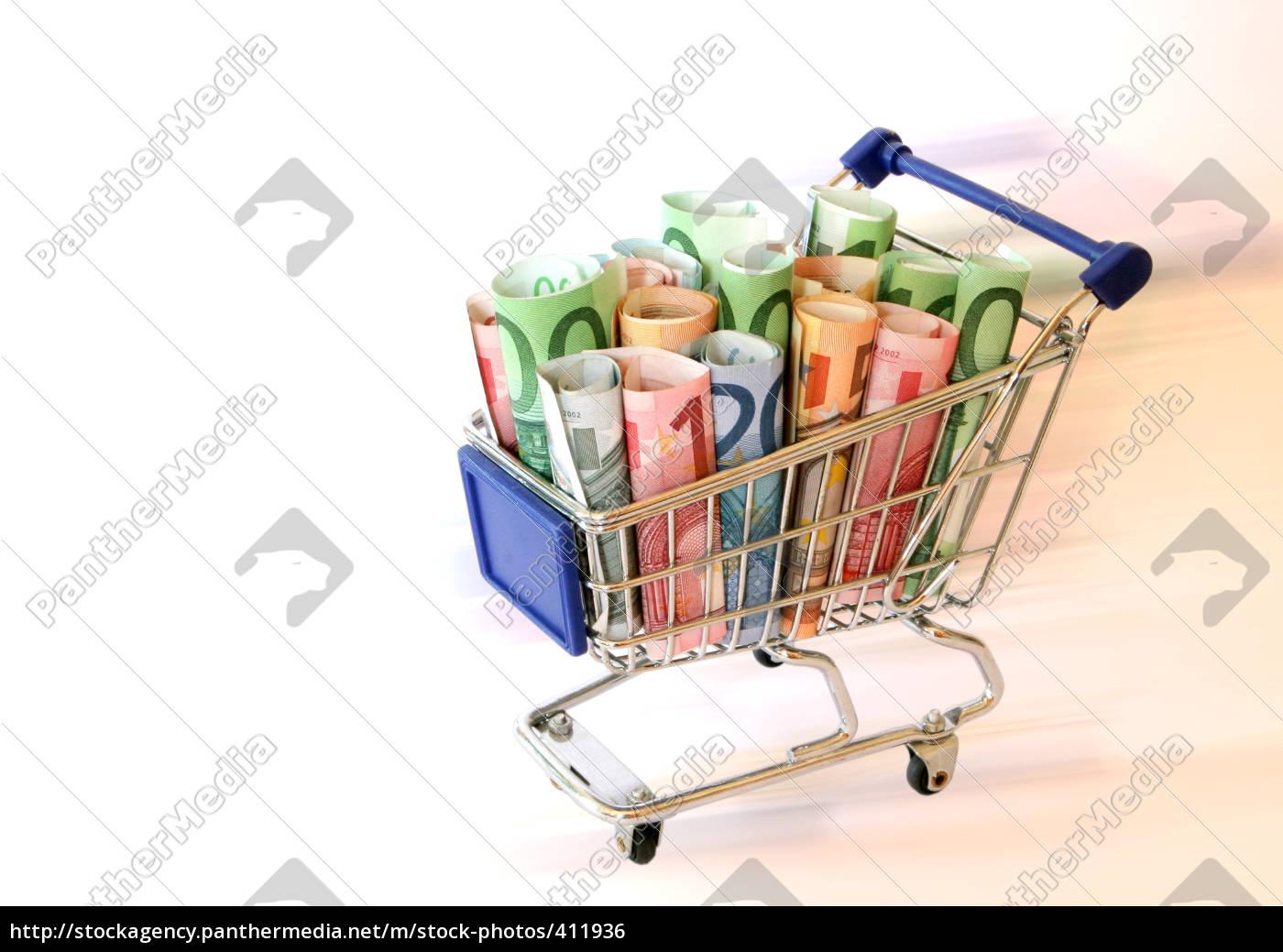 money, cart - 411936