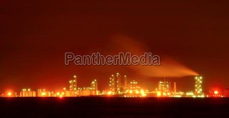 petrochemistry