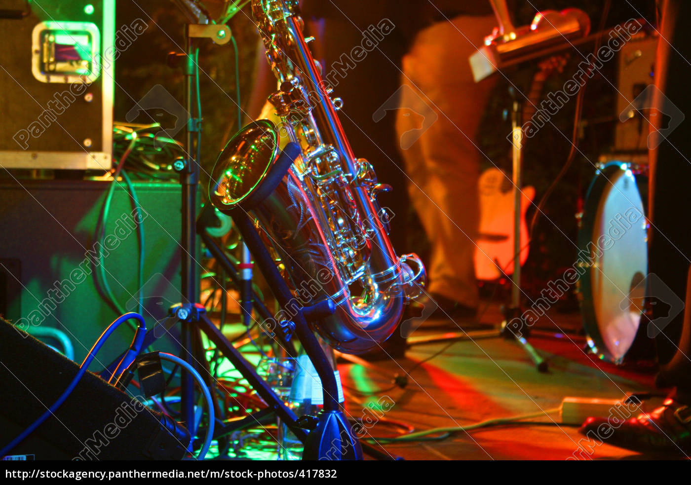 saxophone - 417832