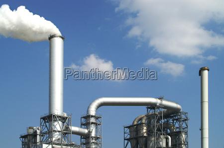clouds production plant