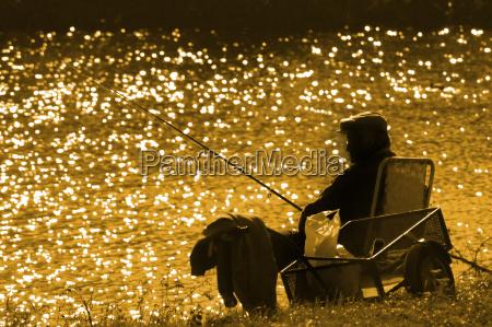the golden fisherman