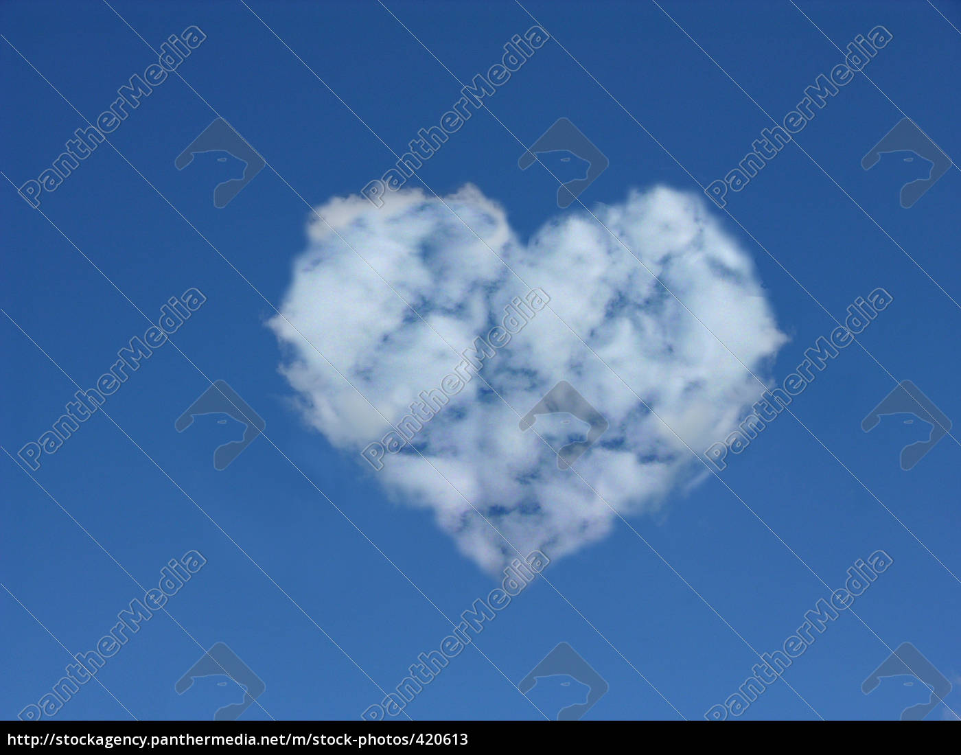 enamoured, on, cloud, 7 - 420613