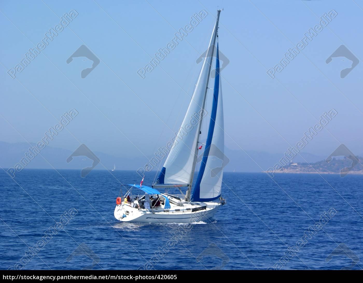 sailboat, at, fethiye - 420605