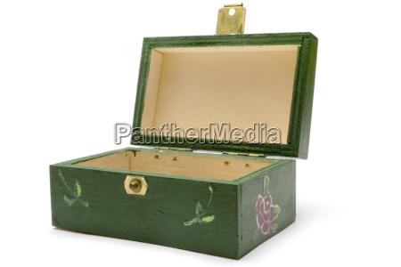 small, wooden, box - 420877