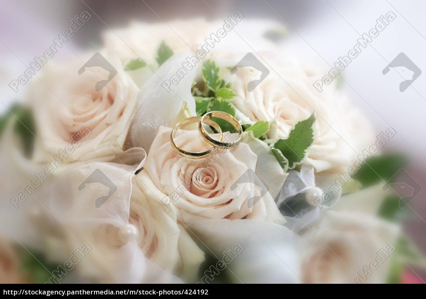 wedding, bouquet - 424192
