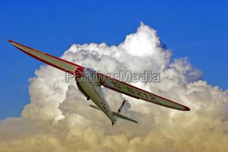 glider, landing - 429173