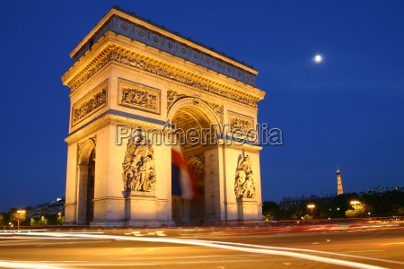 paris, -, arc, de, triomphe - 429473