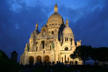 paris, -, sacre, coeur - 429442