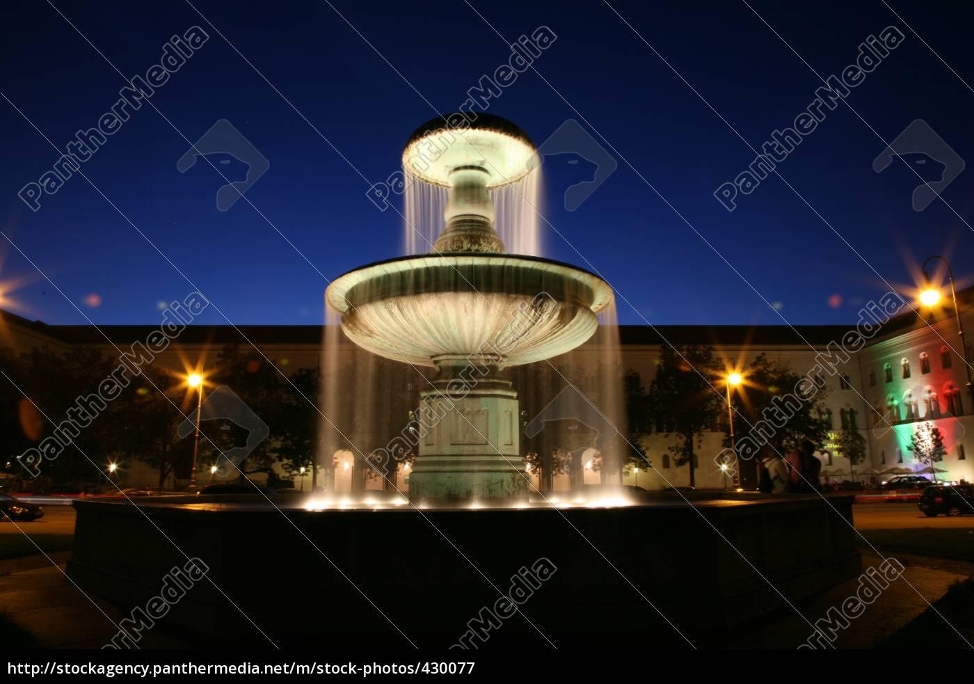munich, fountain - 430077