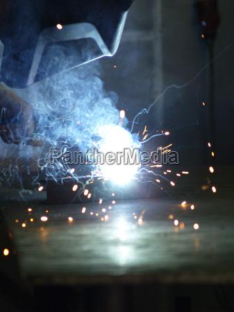 welder - 430963