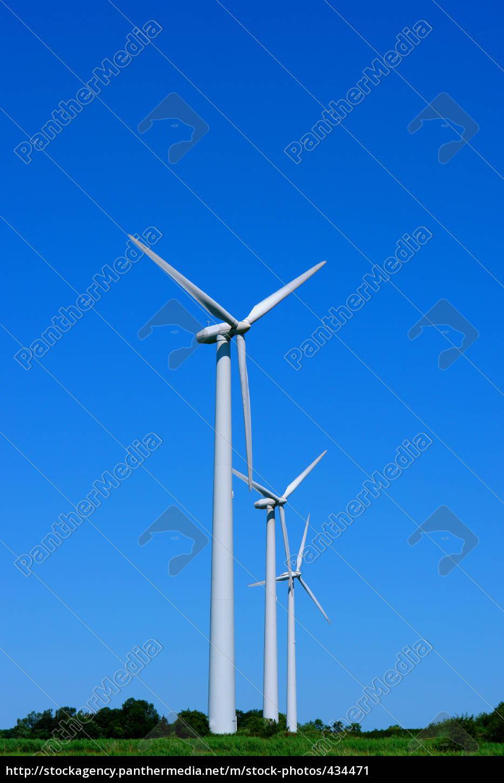 wind, turbines - 434471