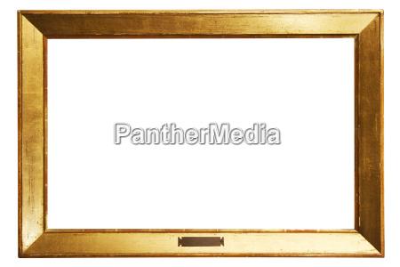 schlichter, golden, frame, with, text, box - 441500