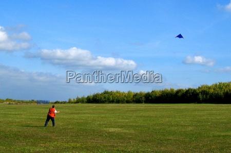 stunt kite pilot