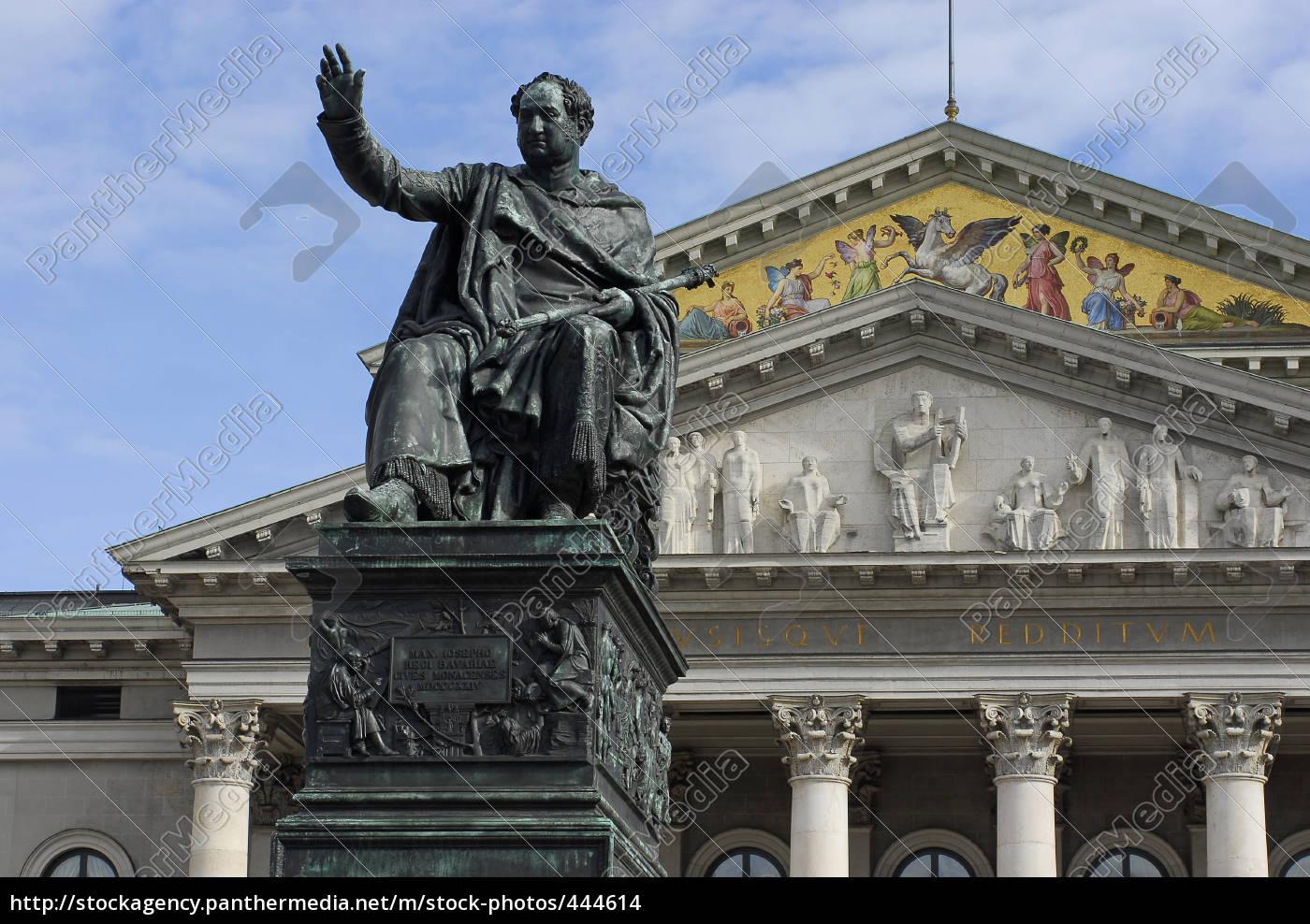 state, opera, in, munich - 444614