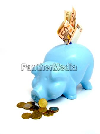 rummaging in the money