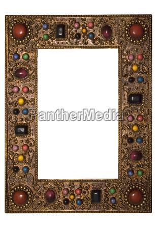 gemstone frame
