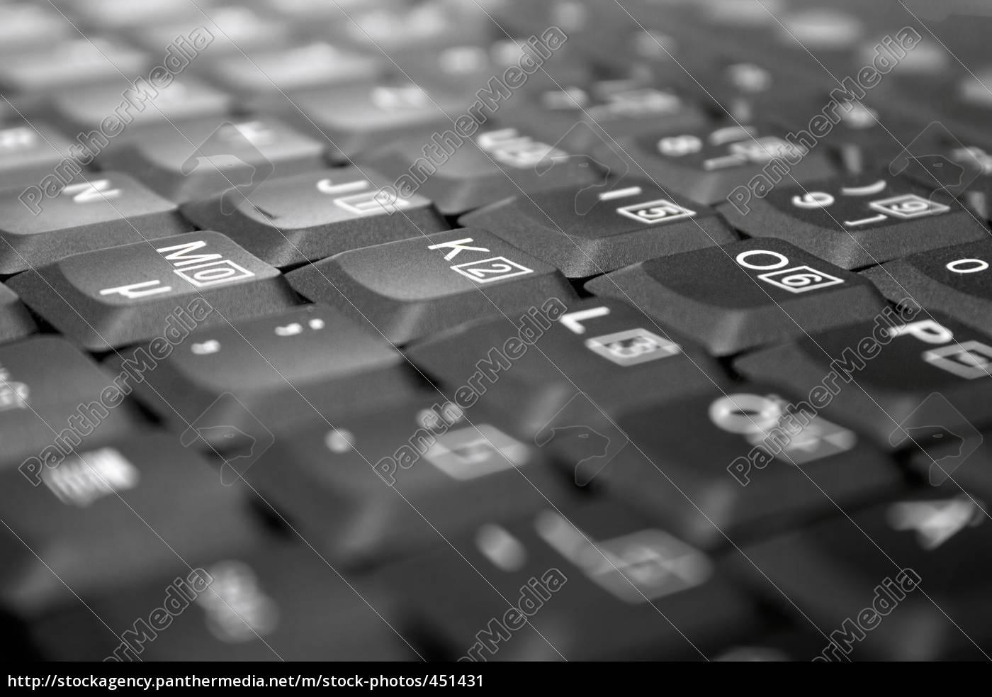 laptop, keyboard - 451431