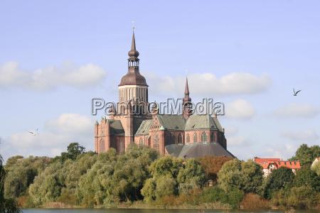 marienkirche, stralsund - 453145