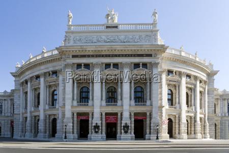 burgtheater, in, vienna - 459837