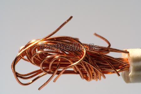 copper, wire - 459657