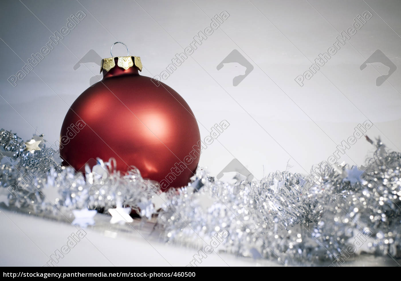 christmas, ball, red - 460500