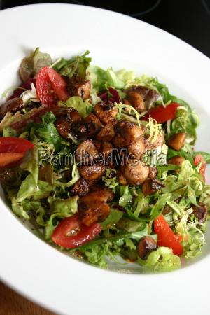 salad, (5) - 461750