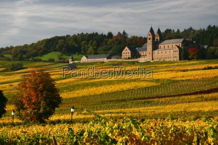 abbey of st hildegard in rudesheim