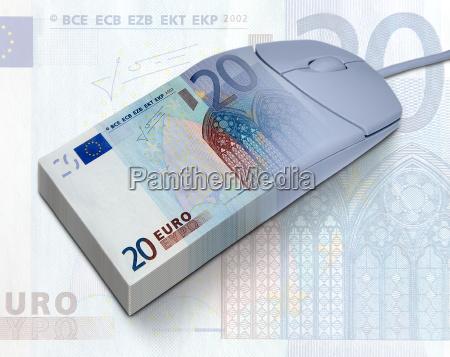 euro, mouse - 463470