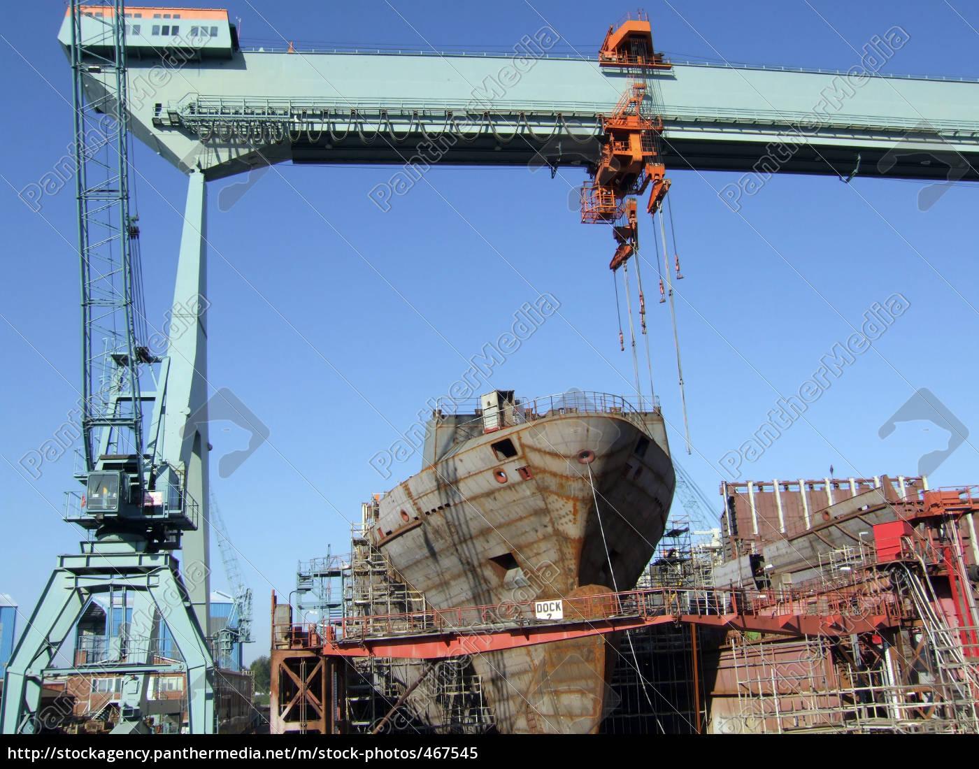 shipyard, neuenfelde, ii - 467545