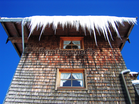 icicle decoration