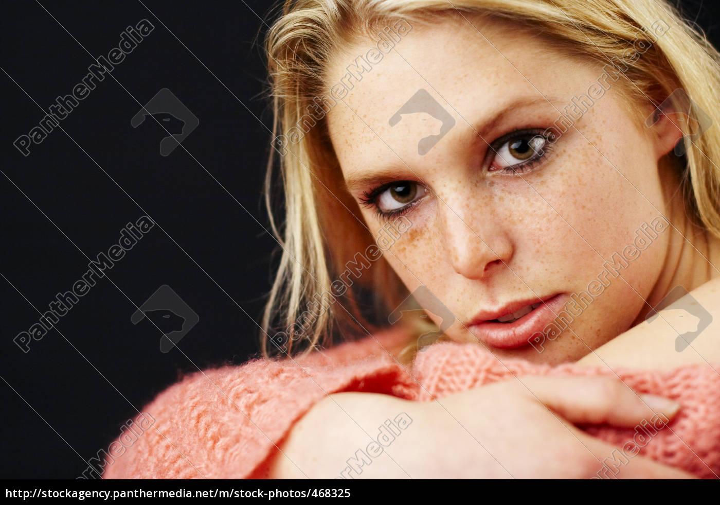 freckle, face - 468325