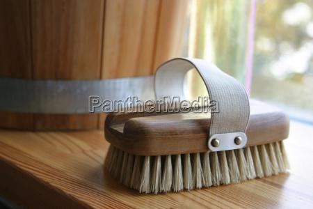natural, bristles - 468503