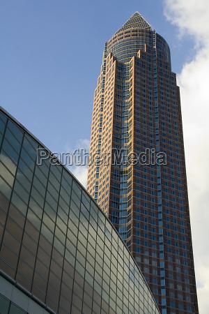 messeturm, frankfurt - 469936