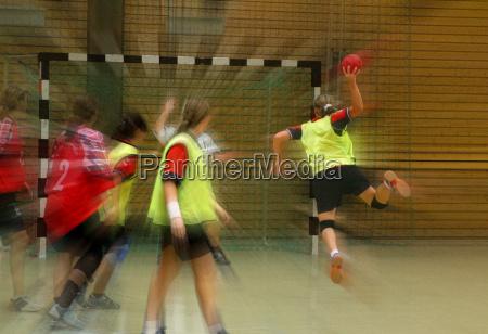 handball dynamics