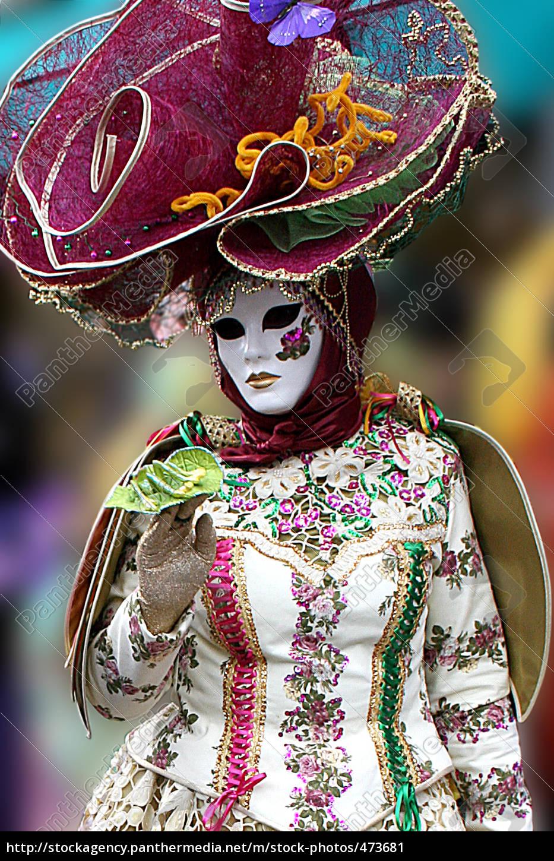 carneval, in, venedig2 - 473681