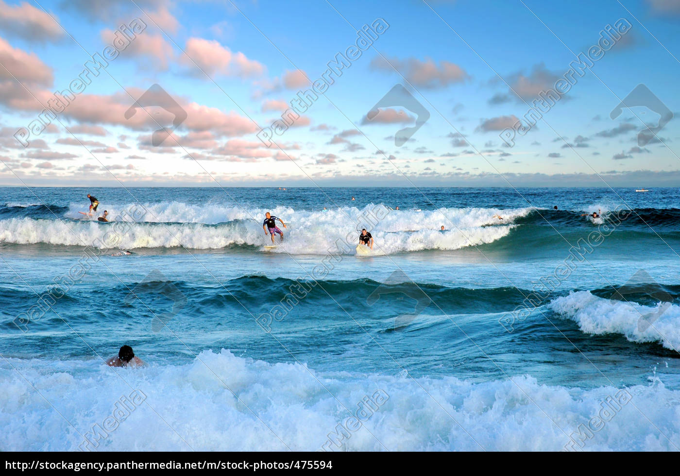 surf, fun, at, bondi, beach, in - 475594