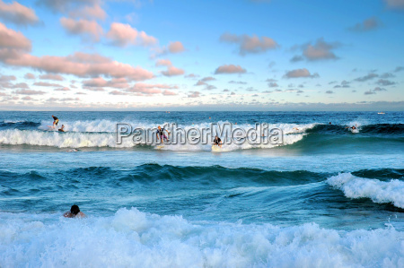 surf, fun, at, bondi, beach, in - 475594