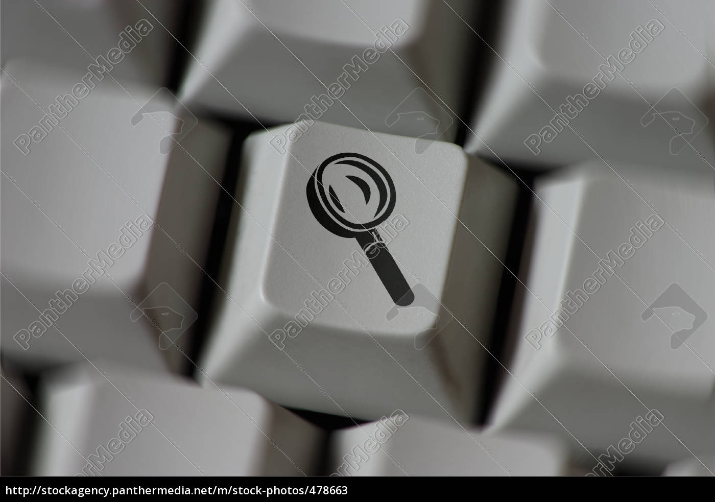 magnifying, glass - 478663