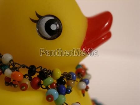 jewelry duck