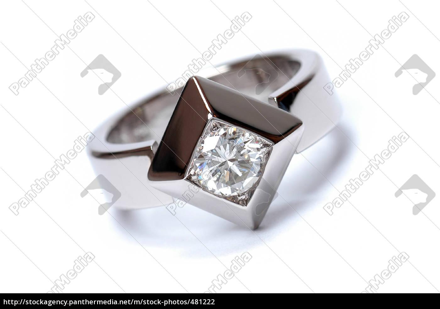 contemporary, diamond, ring - 481222