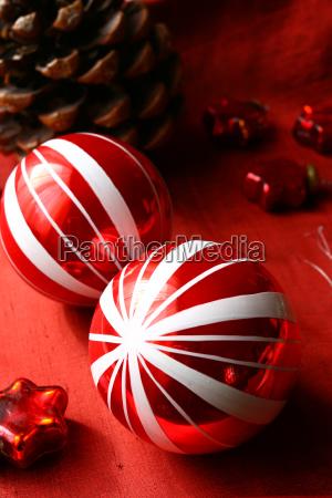avvento regalo natale atmosferico rosso decorazioni