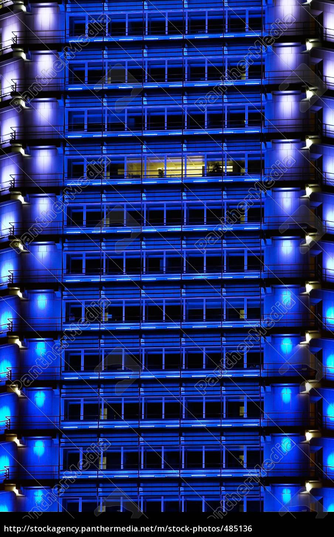 blue, living - 485136