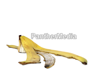 lying, around, banana, peel - 485026